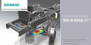 Mejora tus diseños con Solid Edge ST7