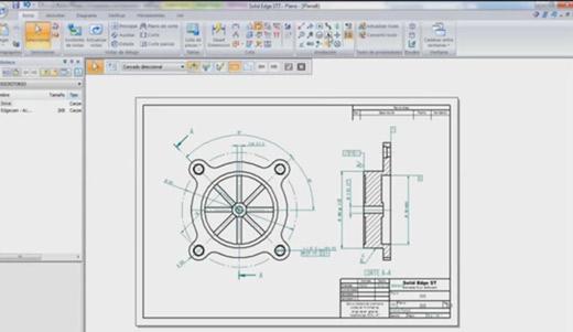 Cómo Crear Planos de Detalle con Solid Edge ST7