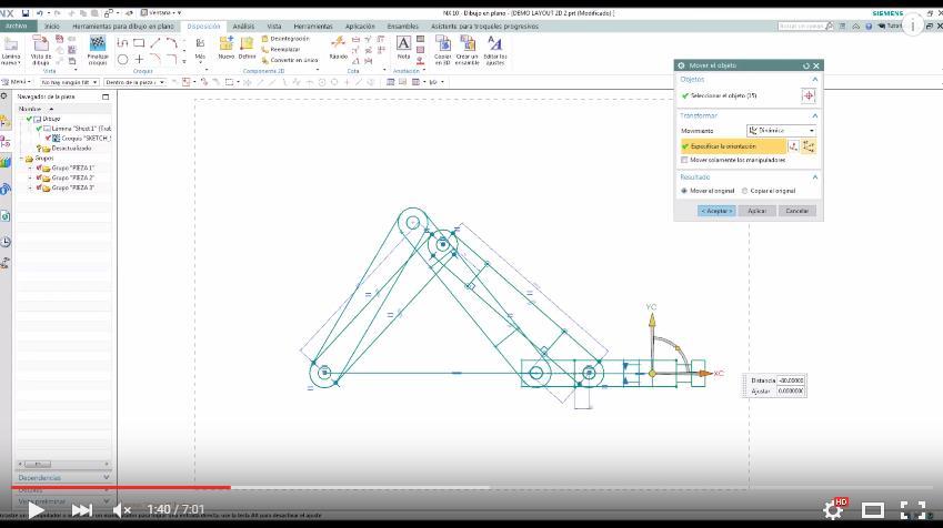 Crear un Ensamble 3D desde un Layout 2D