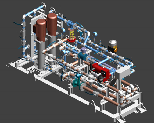 Curso Online – Solid Edge -Piping y Frame