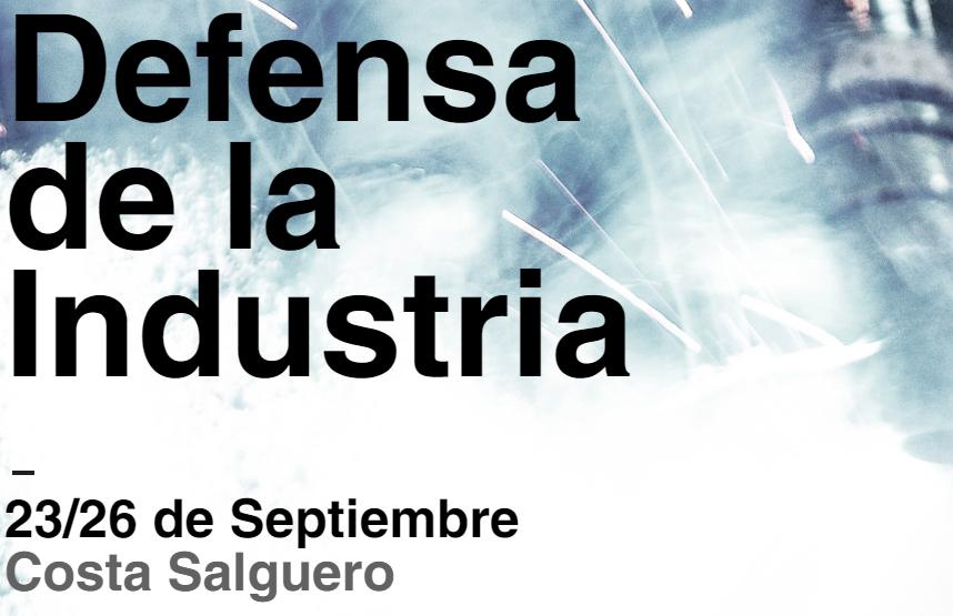 Exposicion Defensa de la Industria