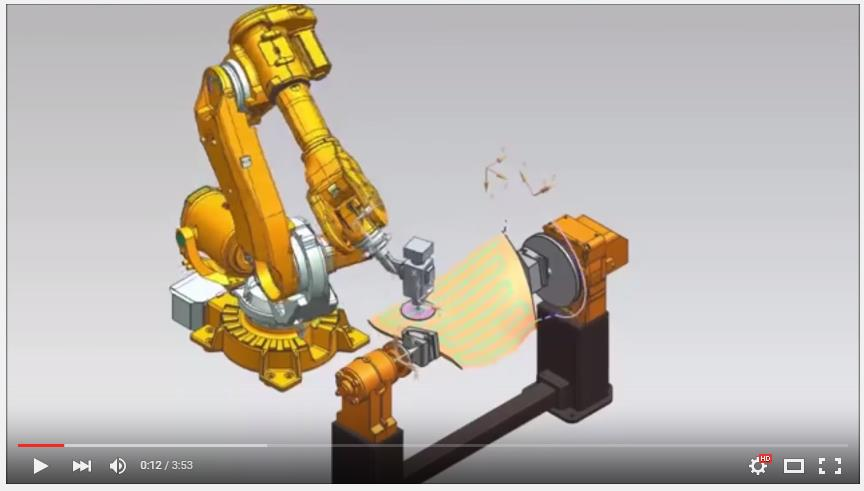 nx cam robotics
